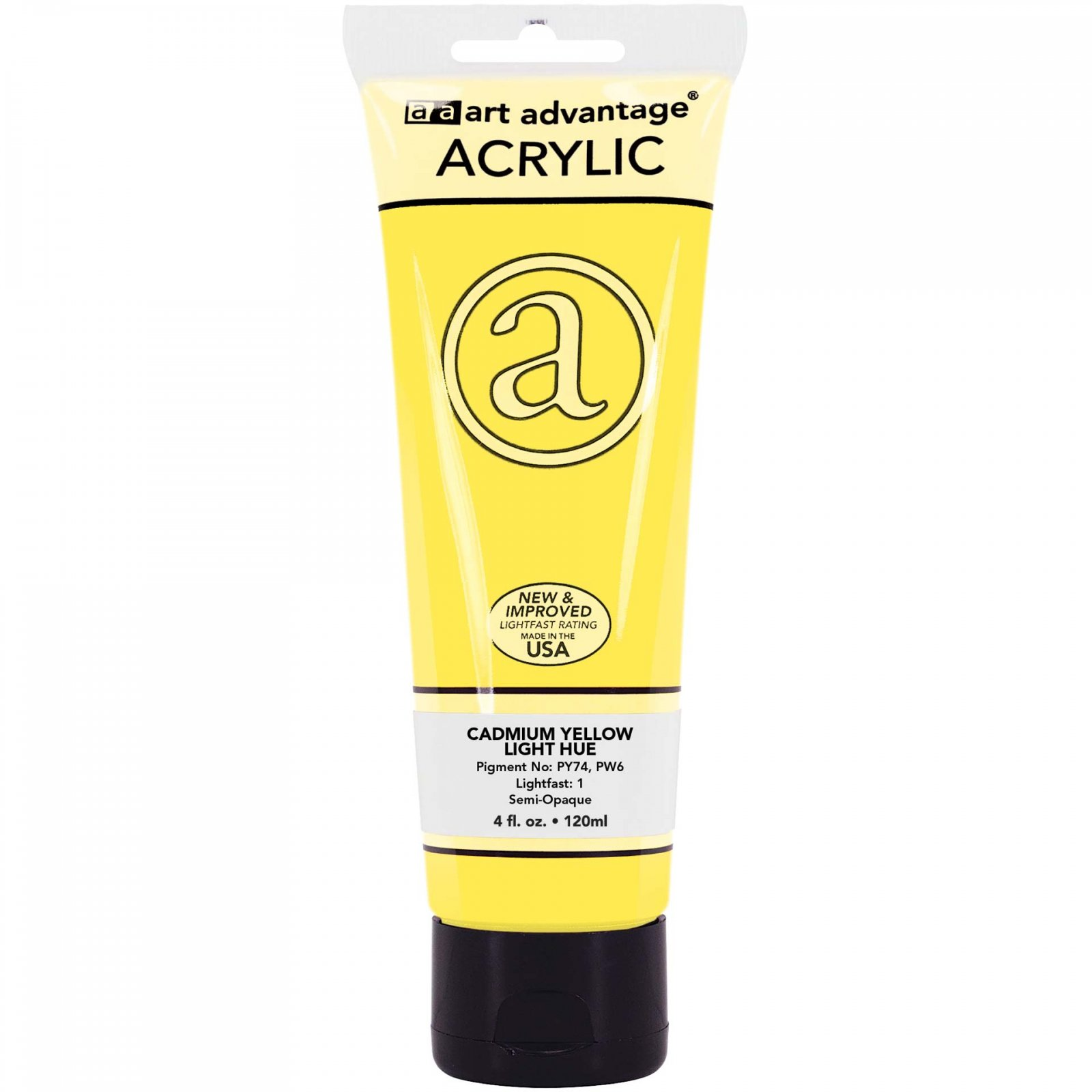Art Advantage Acrylic 4 oz. tube