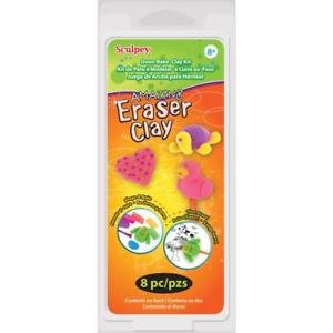 Amazing Eraser Clay
