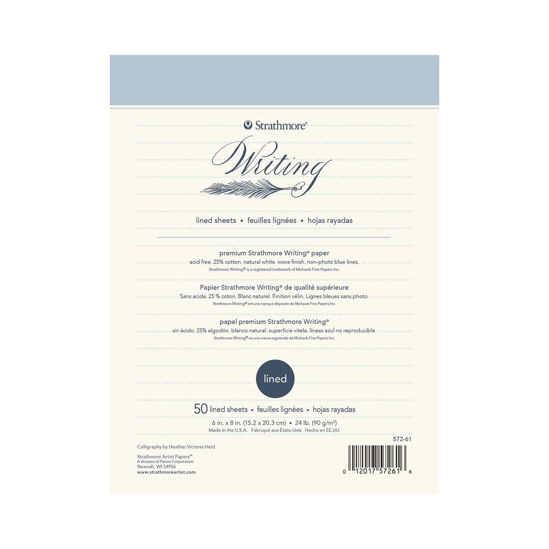 Premium Strathmore Writing Paper