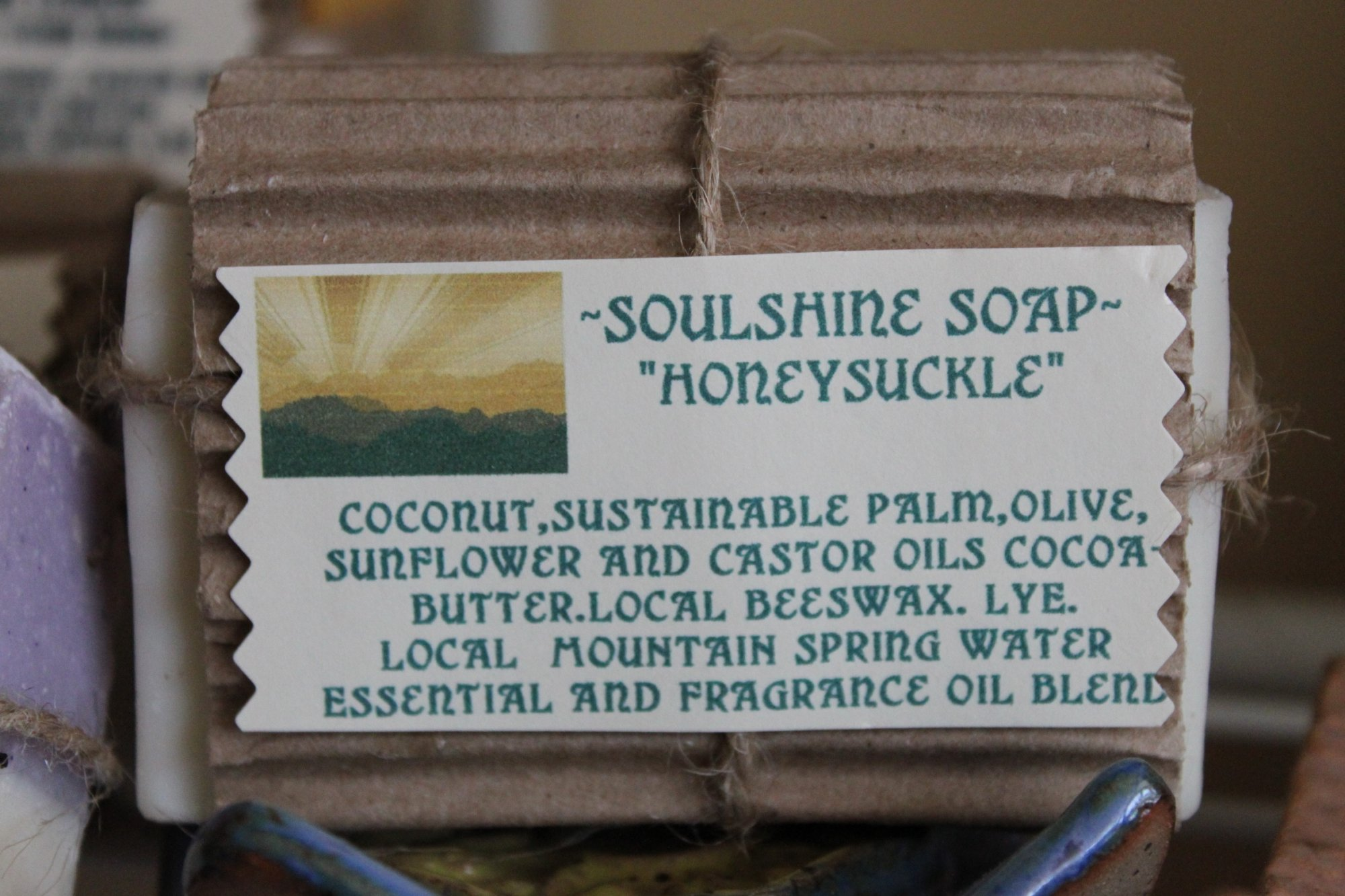 SoulShine Soap -Bar of Soap