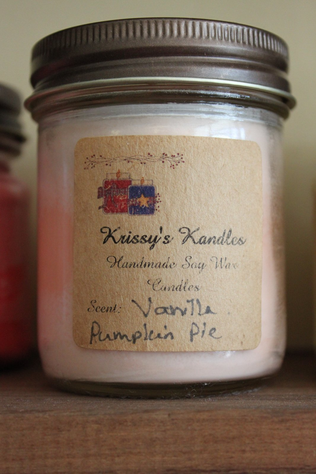 Krissy's Kandles Soy Wax Candle Melts