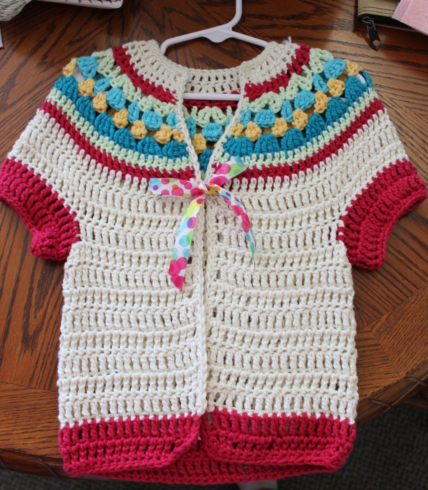 Multi-color Sweater 2T-3T