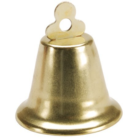 Gold Liberty Bell .75 in 6pc