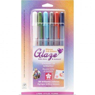 Gelly Roll Glaze 6 pens