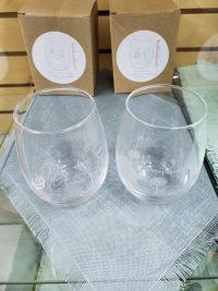 sheepy wine glasses