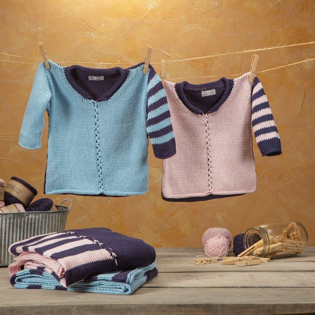 Appalachian Baby Tally Ho Baby Pullover
