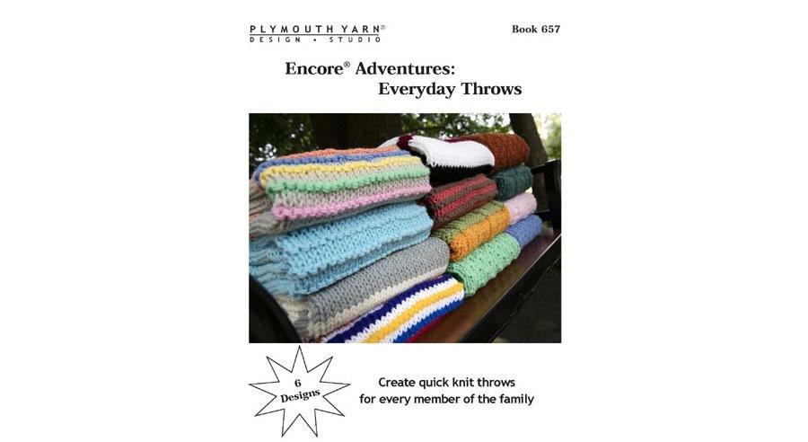 Book 657 - Encore Adventures: Everyday Throws