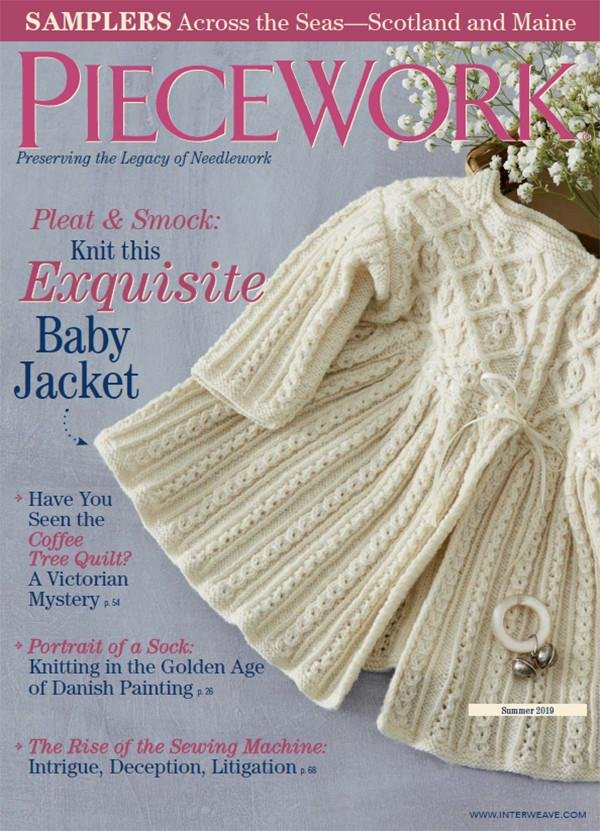 Piecework Back Issues