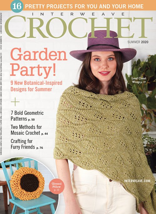 Interweave Crochet: Summer 2020