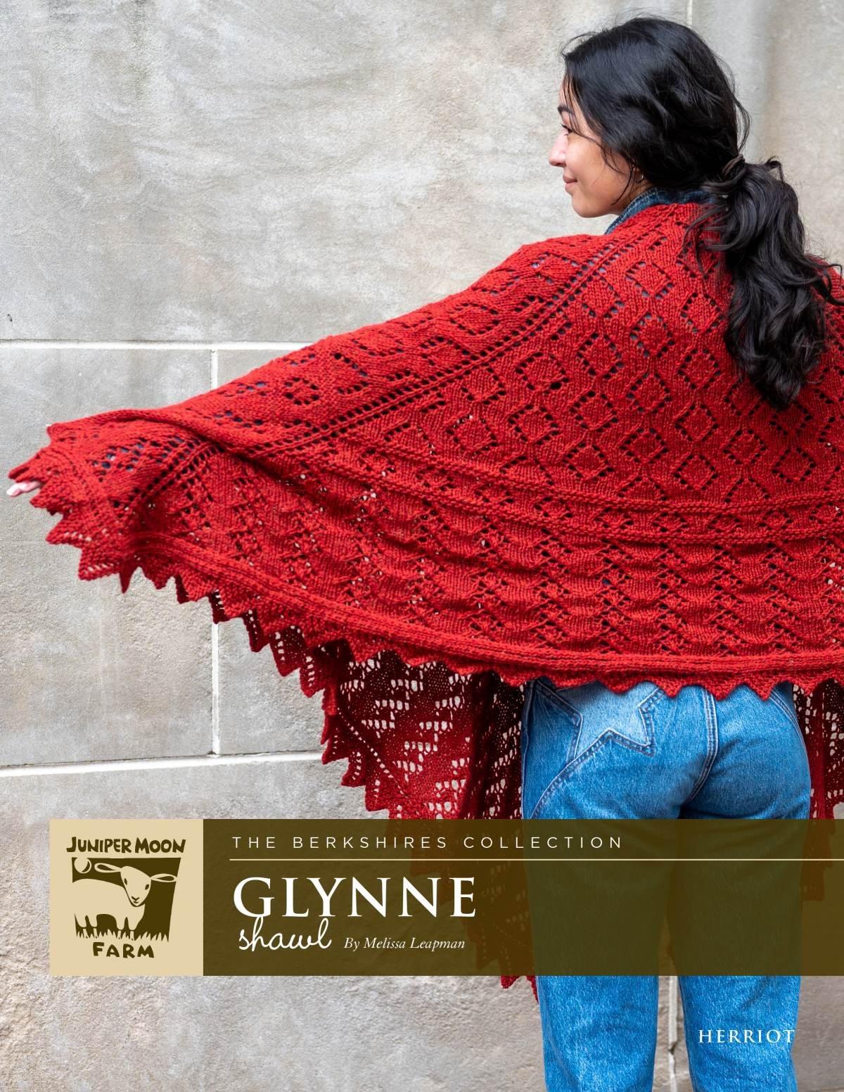 Glynne Shawl pattern