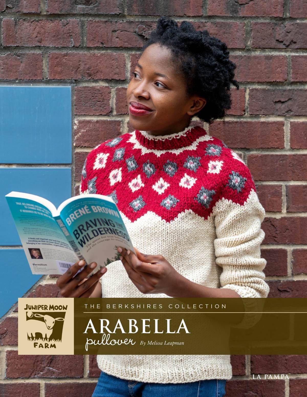 Arabella Pullover pattern