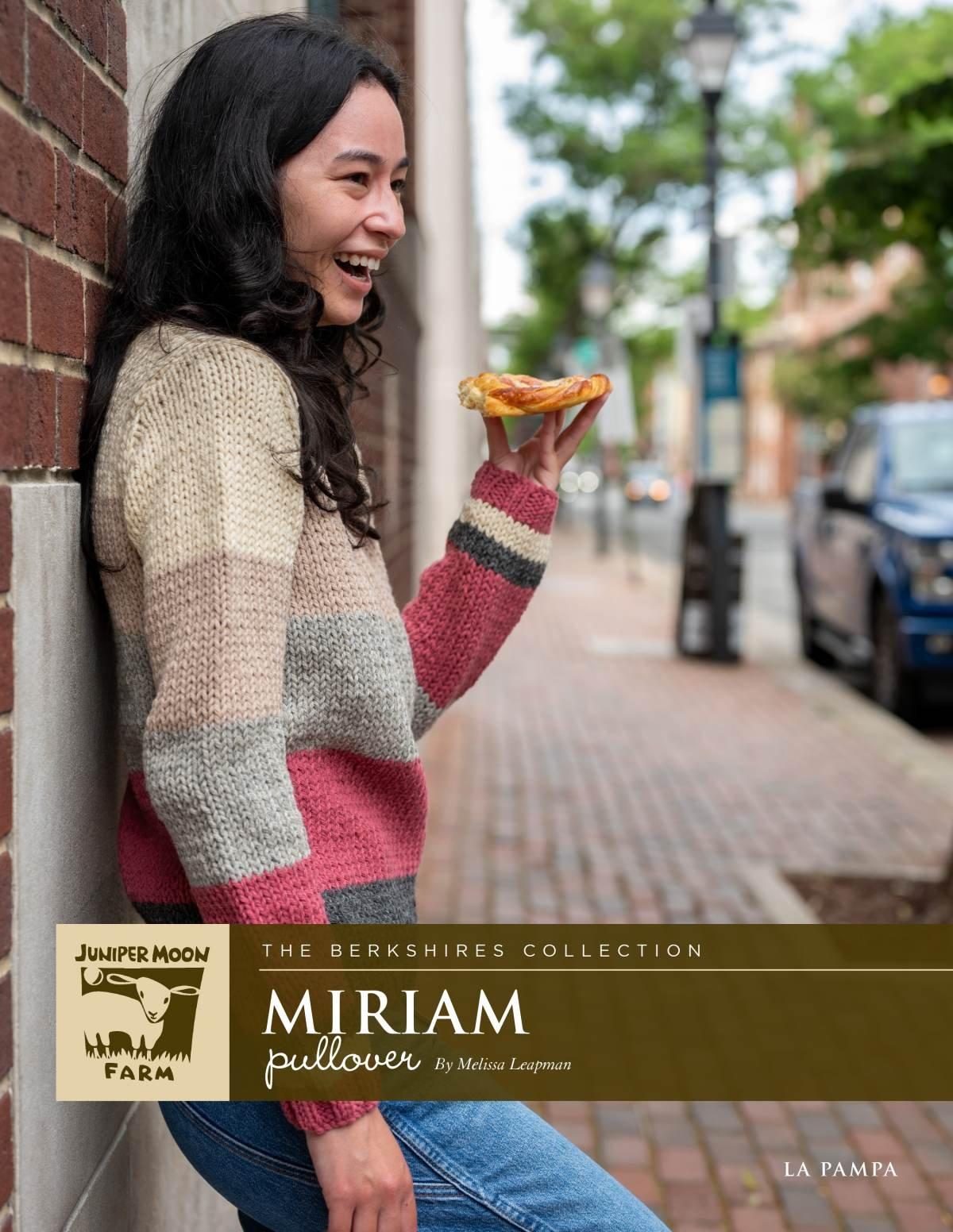 Miriam Pullover pattern