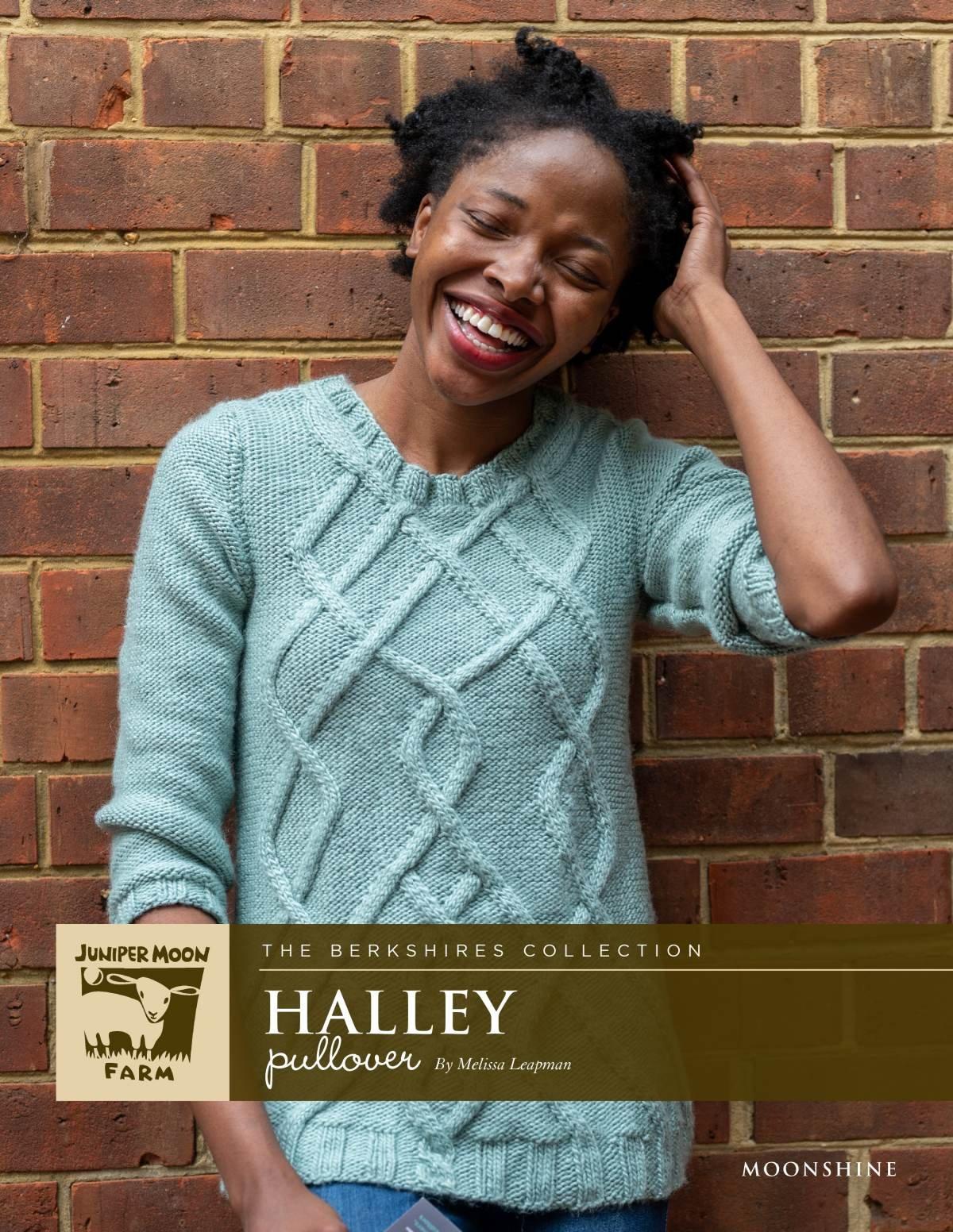 Halley Pullover pattern