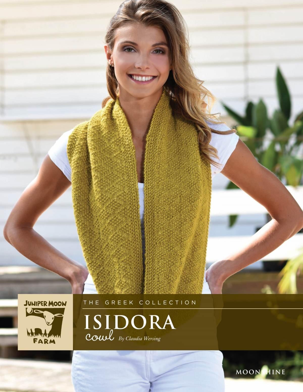 Isidora Cowl pattern