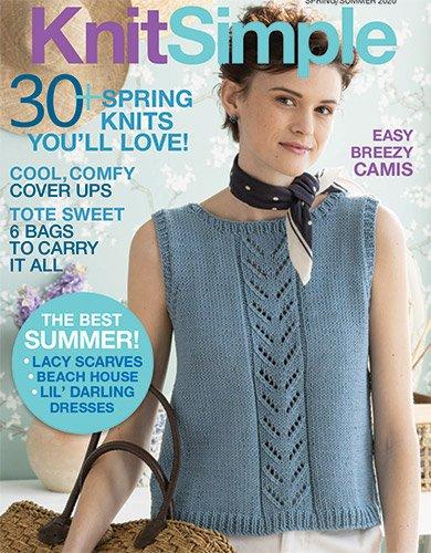 Knit Simple: Spring/Summer 2020