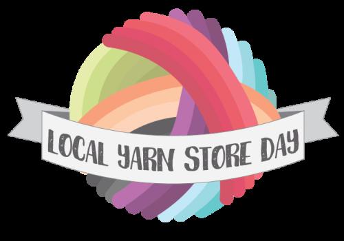 Local Yarn Shop Day logo