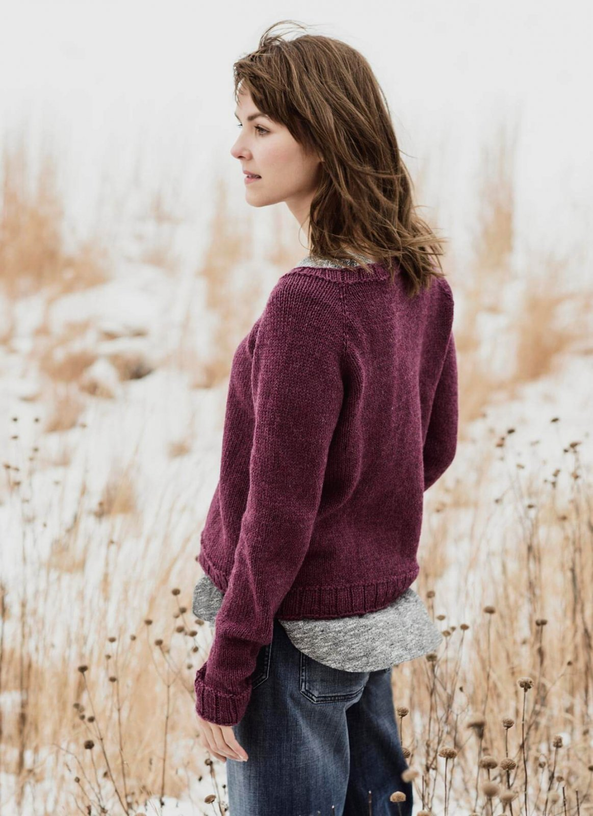 BSF Patterns - Cromwell Pullover