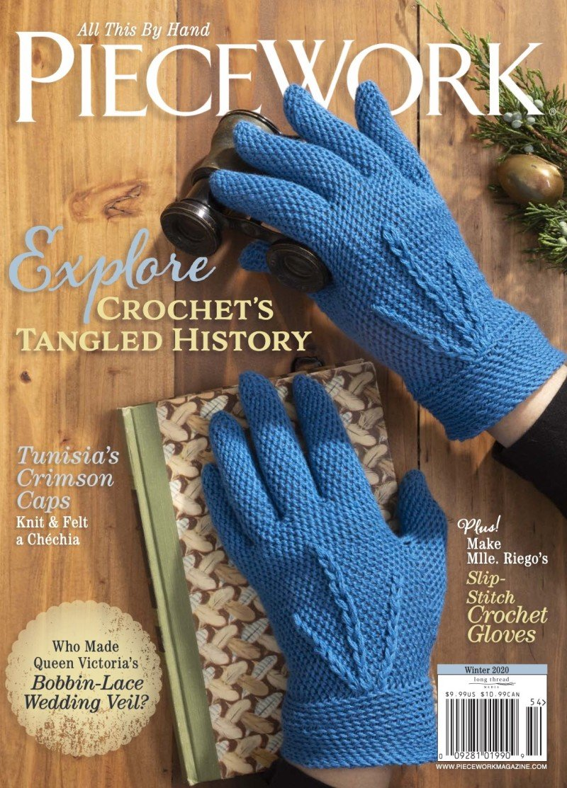 Piecework Magazine - Winter 2020