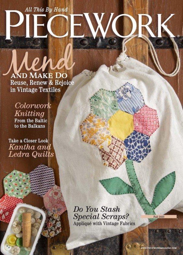 Piecework Magazine - Fall 2020