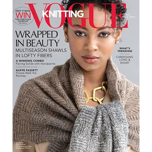 Vogue Knitting Back Issues