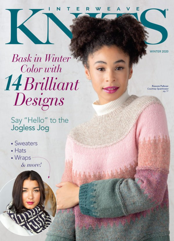 Interweave Knits Magazine Back Issues