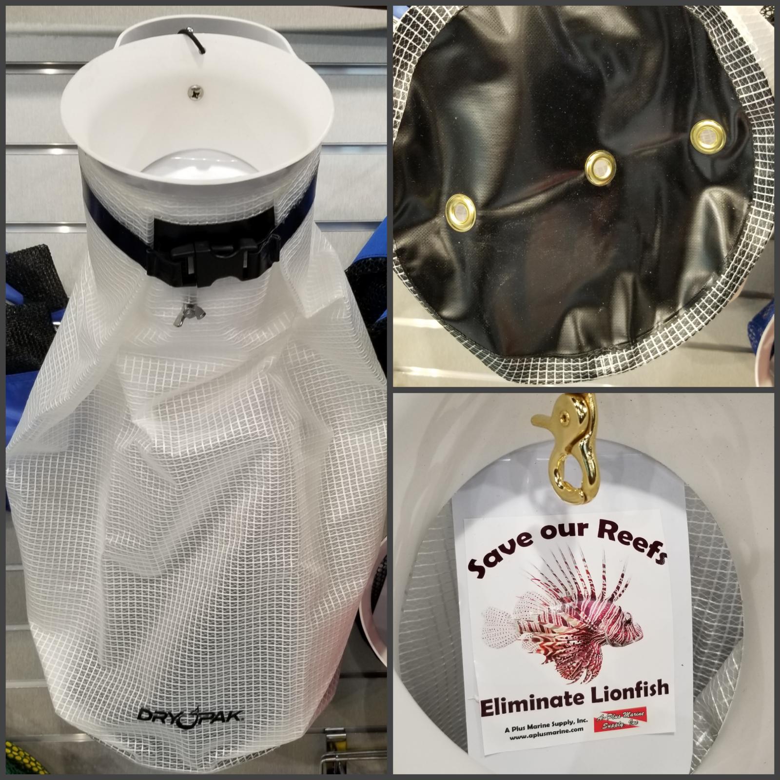 Lobster & Lionfish Bag