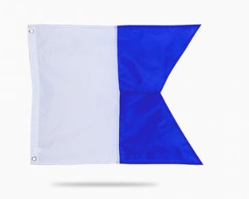 Dive Flag Alfa International