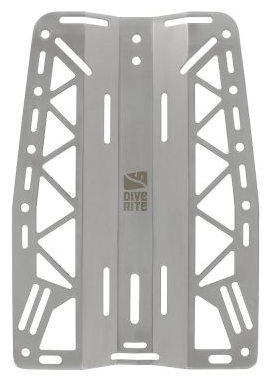 Dive Rite SS Back Plate