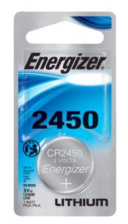 Energizer CR2450 Battery