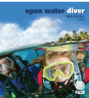 Open Water Manual w/ RDP Table Imp
