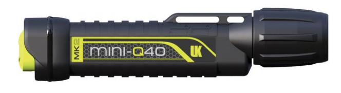UK MINI-Q40 MK2 Dive torch