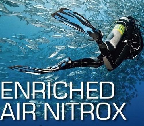 PADI (Nitrox) EAN Certification