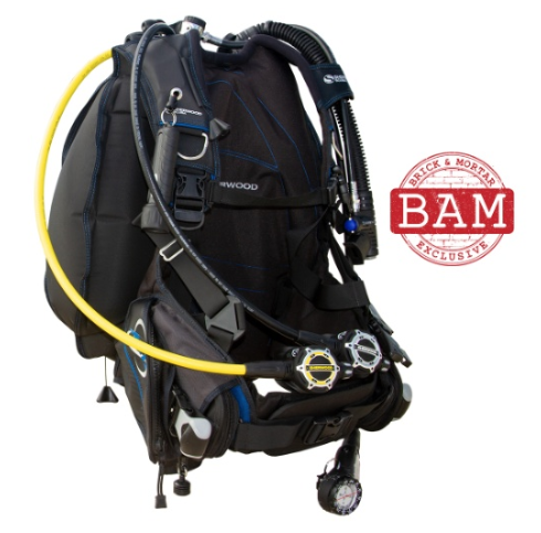 SHERWOOD 'AXIS BCD - Gemini