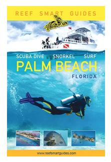 Reef Smart Dive Book Palm Beach, FL