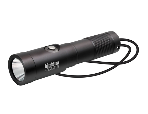 Big Blue 1200 Lumen Narrow Beam Dive Light
