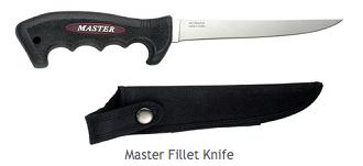 Master Filet Knife 440 SS