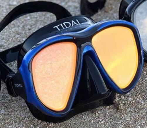 Tidal Mask w/Advanced Anti-Fog Technology