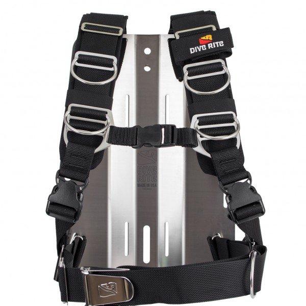 Dive Rite Transplate Harness LG