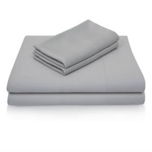 Rayon From Bamboo Sheets - Ash