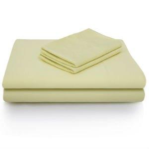 Rayon From Bamboo Sheets - Citron