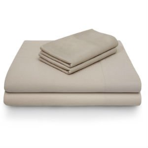 Rayon From Bamboo Sheets - Driftwood