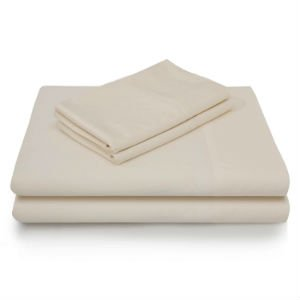 Rayon From Bamboo Sheets - Ivory