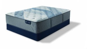 icomfort Blue Fusion 300 Plush Pillow Top Smooth Top (Mattress Only)