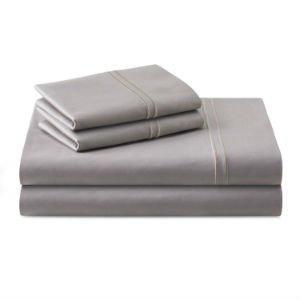 Supima Cotton Sheets - Flax