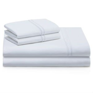 Supima Cotton Sheets - White