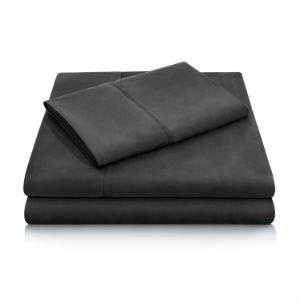 Brushed Microfiber Sheets - Black