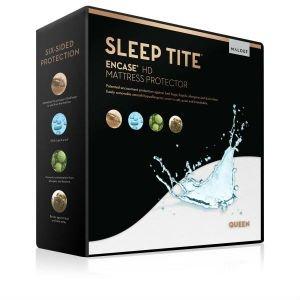 SLEEP TITE PROTECTORS - Encase HD