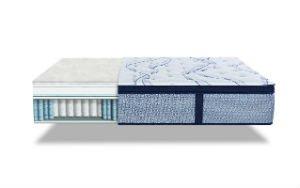 Trelleburg II - Plush Pillow Top (Mattress Only)