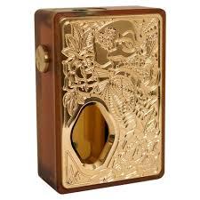 Hangermann Squonk Mod- Brass&Gold