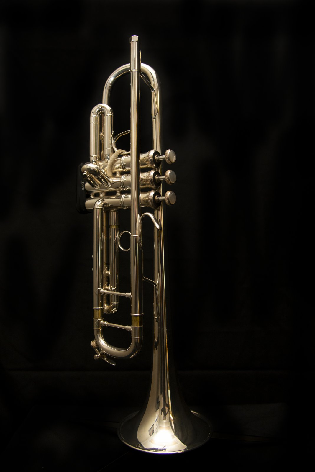 Bach 180S37 Stradivarius Bb Trumpet Silver Plated